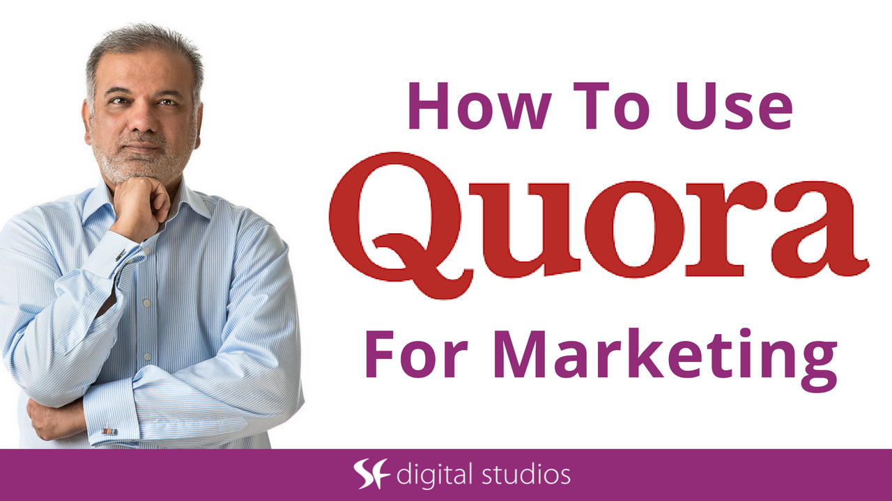 How To Use Quora For Marketing