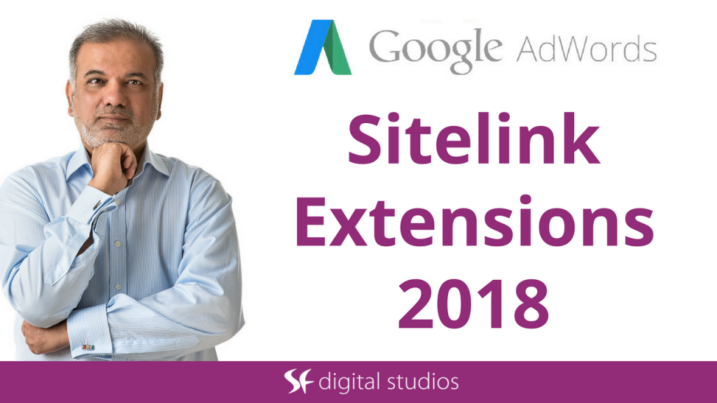 Google AdWords Sitelink Extensions