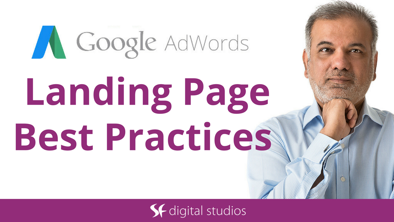 AdWords Landing Page Best Practices