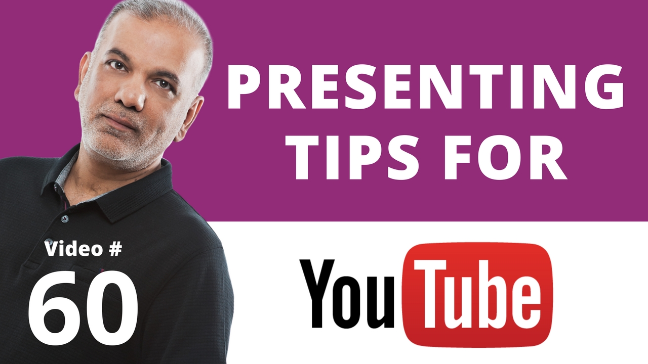 Presenting Tips For YouTube