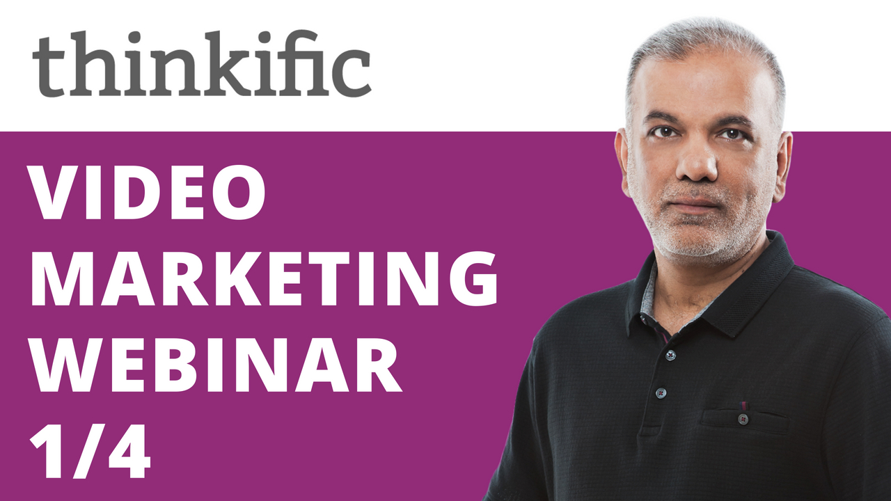 Video Marketing With YouTube Webinar 1 of 4