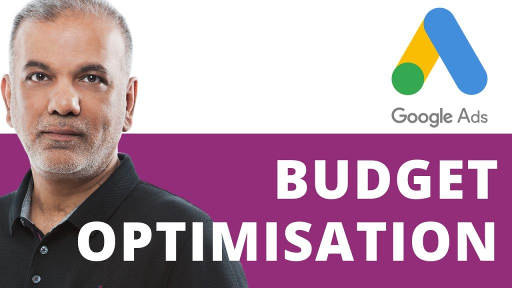 Google Ads Budget Optimisation