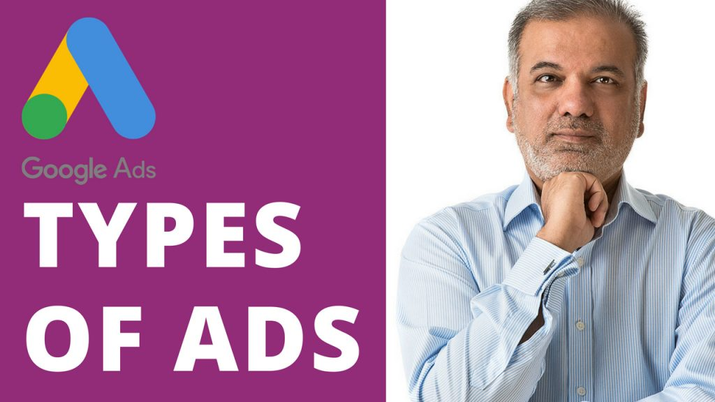 Types of Google Ads
