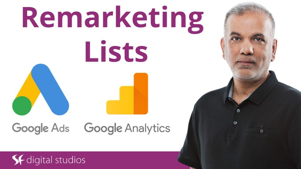 Google Ads Remarketing Lists
