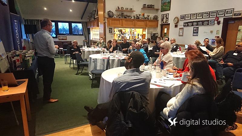 Digital Marketing Seminar Hertfordshire
