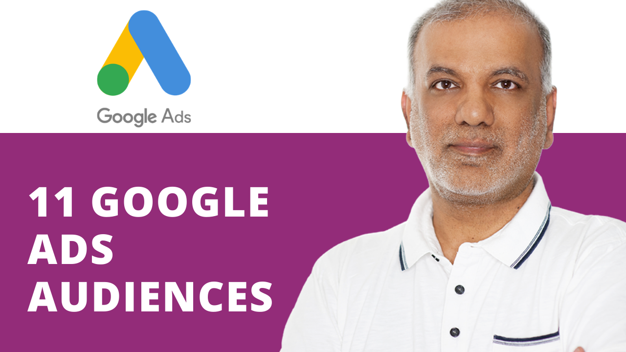 11 Google Ads Audiences