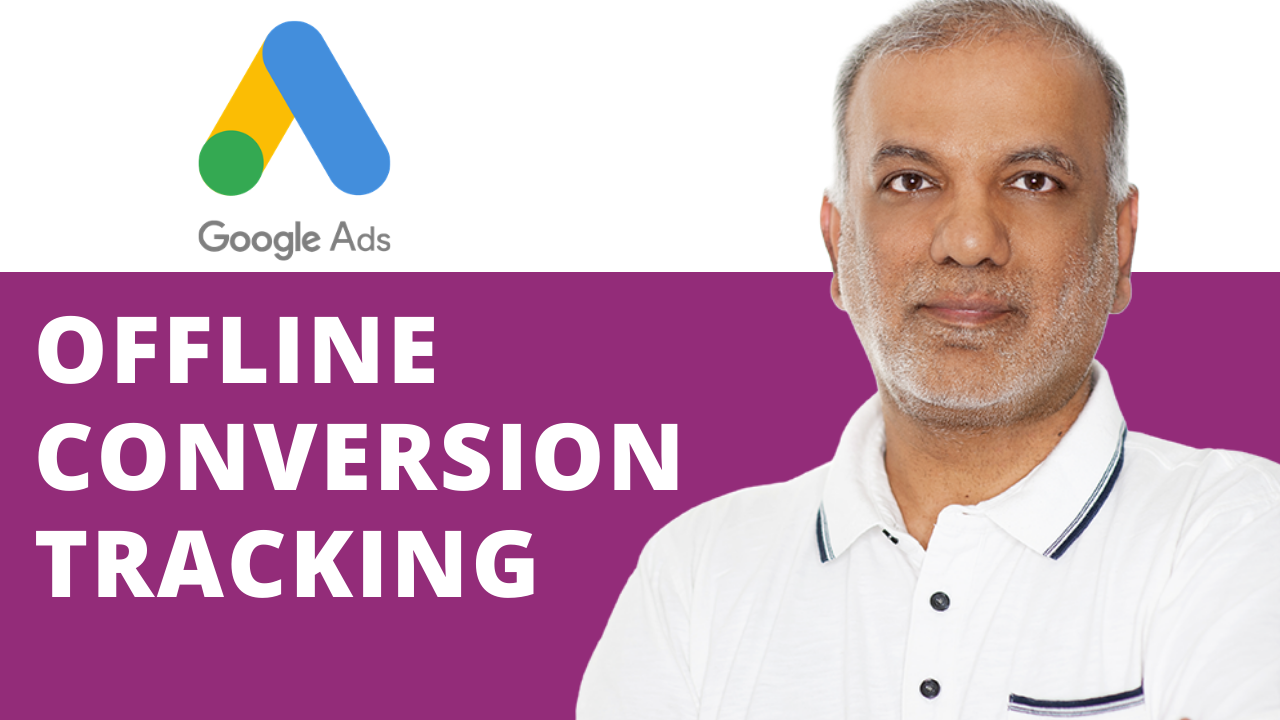 Google Ads Offline Conversion Tracking