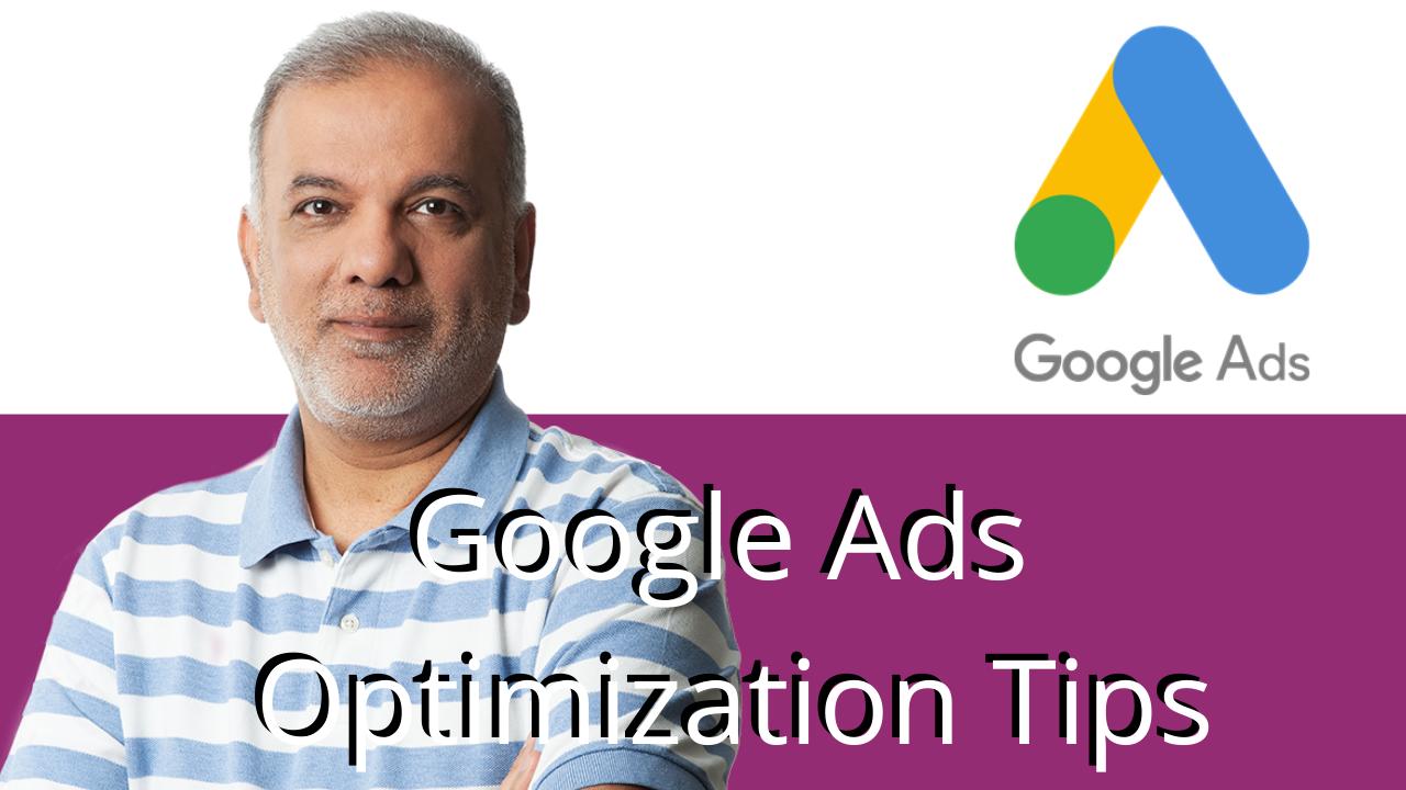 Google Ads Optimization Tips