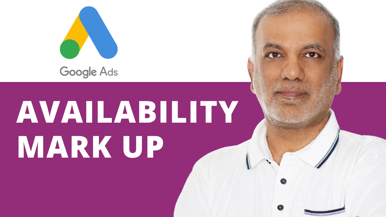 Google Product Ads: Availability Mark Up
