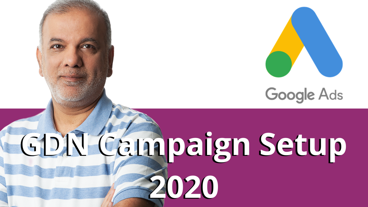 Google Ads Display Network Campaign Setup 2020