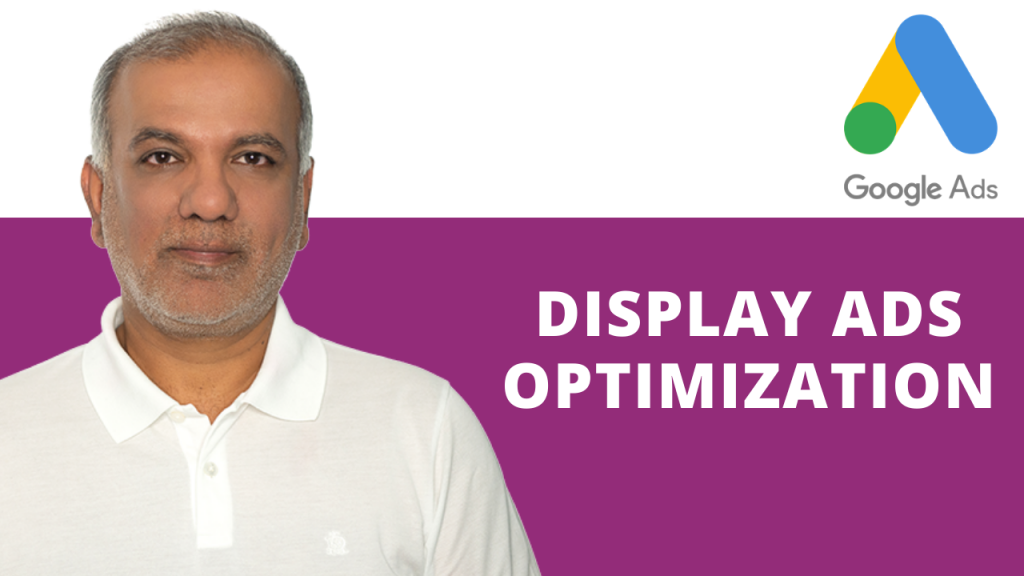 Google Display Ads Optimization Score