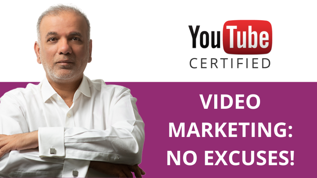 Video Marketing: No Excuses!