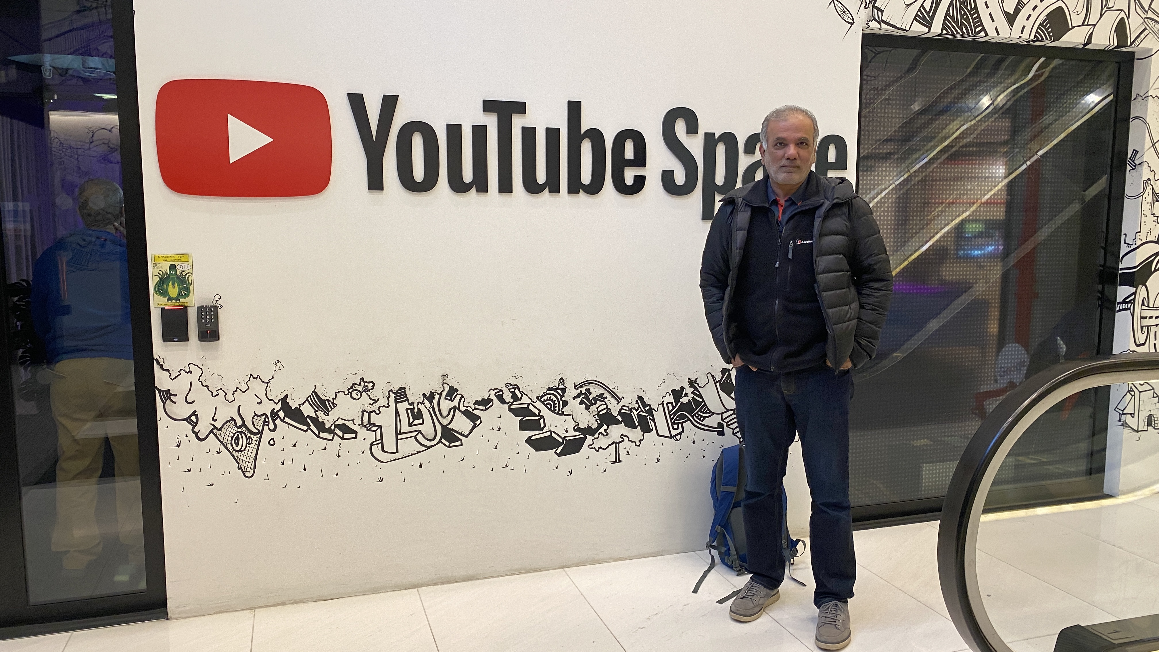 YouTube Space in London