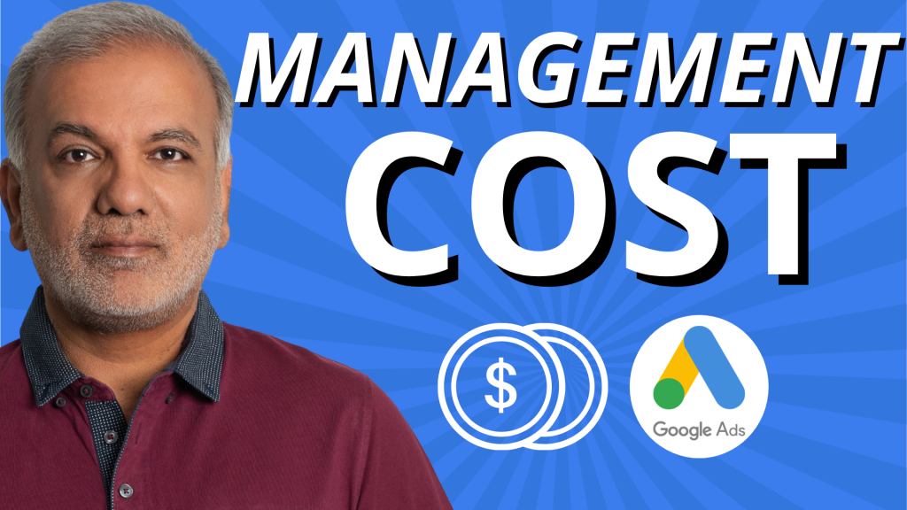 How Much To Charge For Google Ads Management