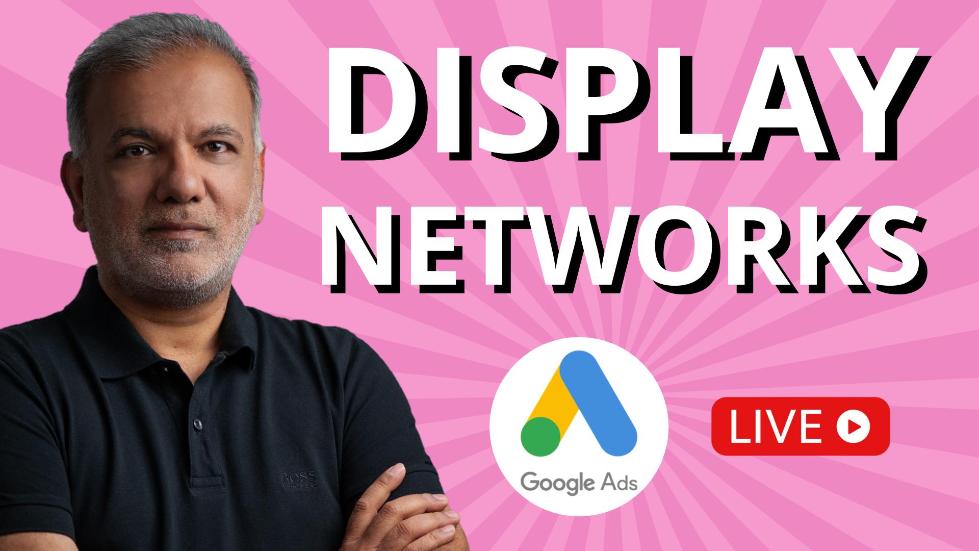 Google Display Network (GDN) Advertising