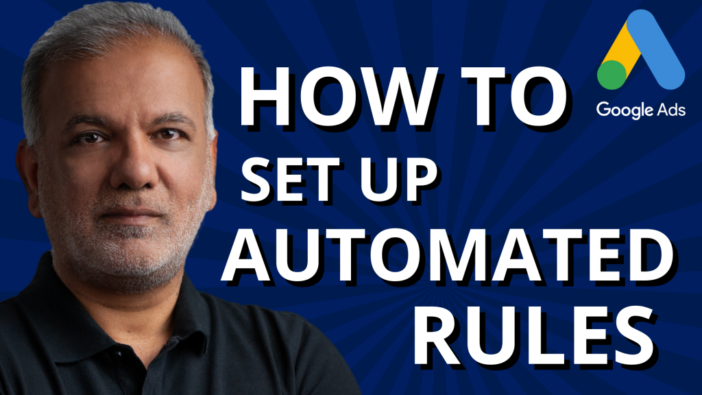 How to Set up Automated Rules in Google Ads