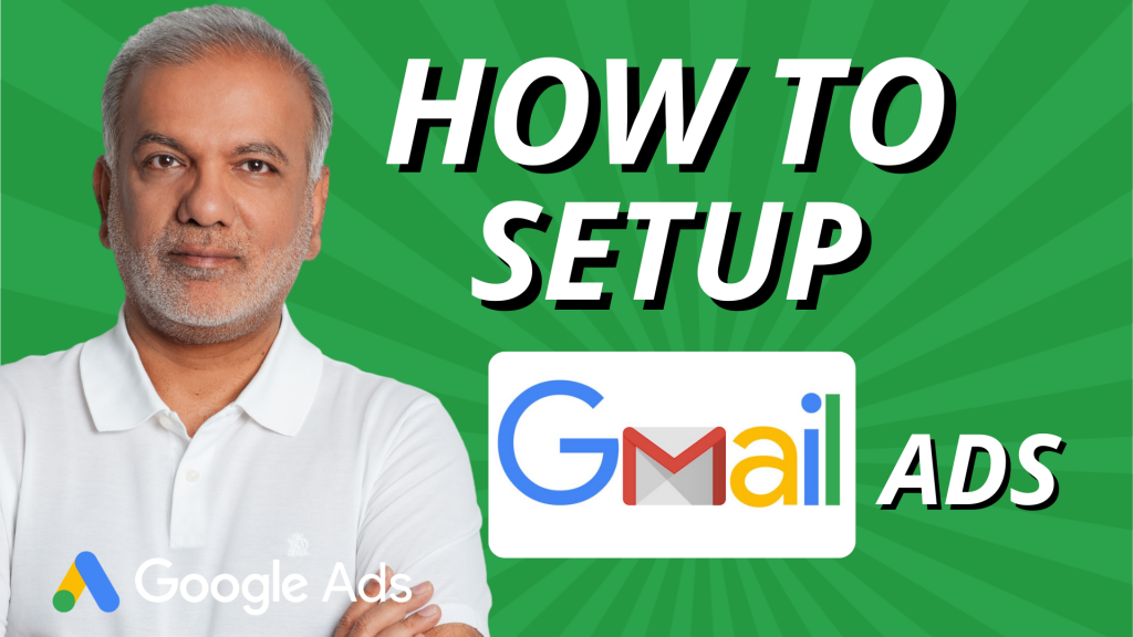 How To Setup Gmail Ads