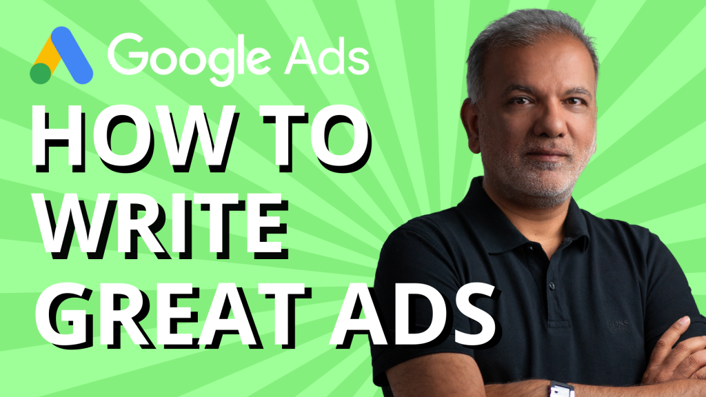How To Write Good Google Search Ads
