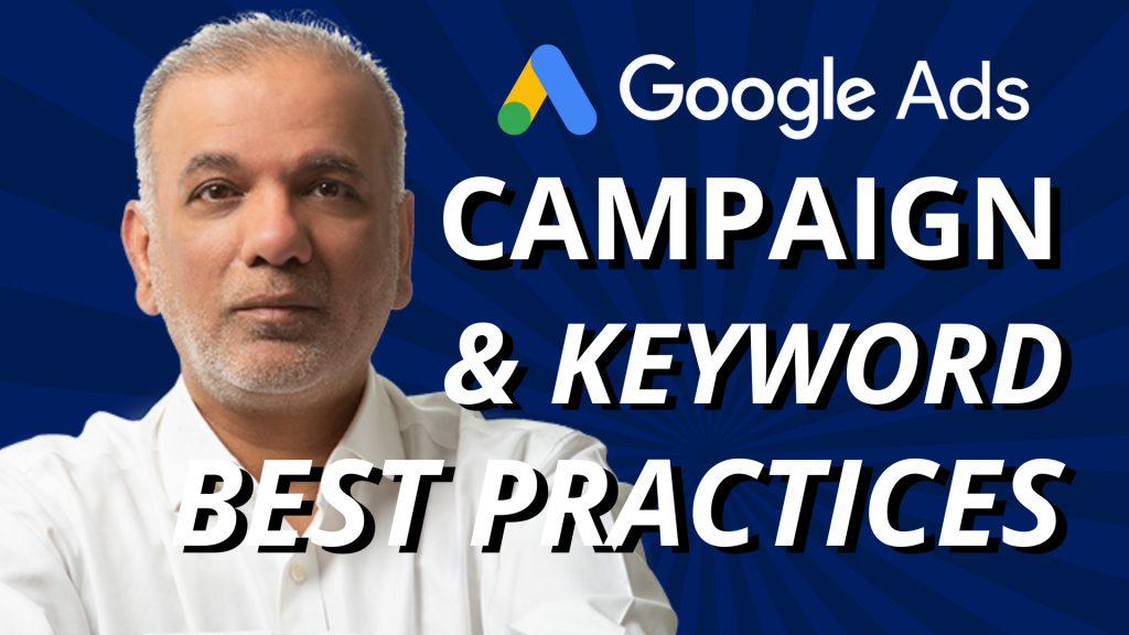 How To Create Ad Groups & Setup Keywords In Google Ads