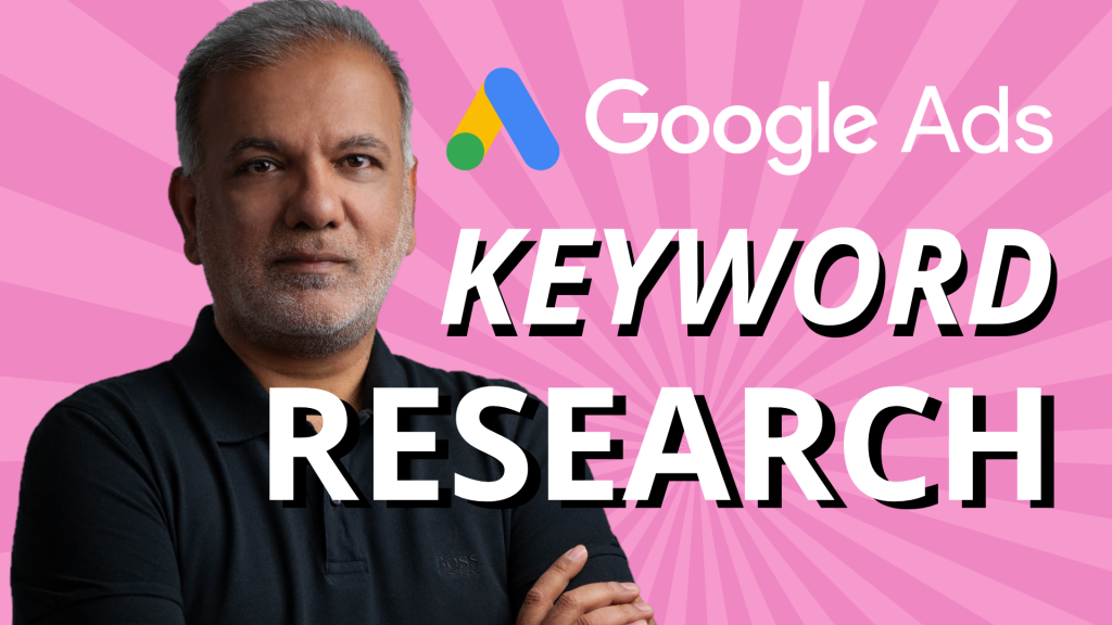 How To Do Keyword Research For Google Ads
