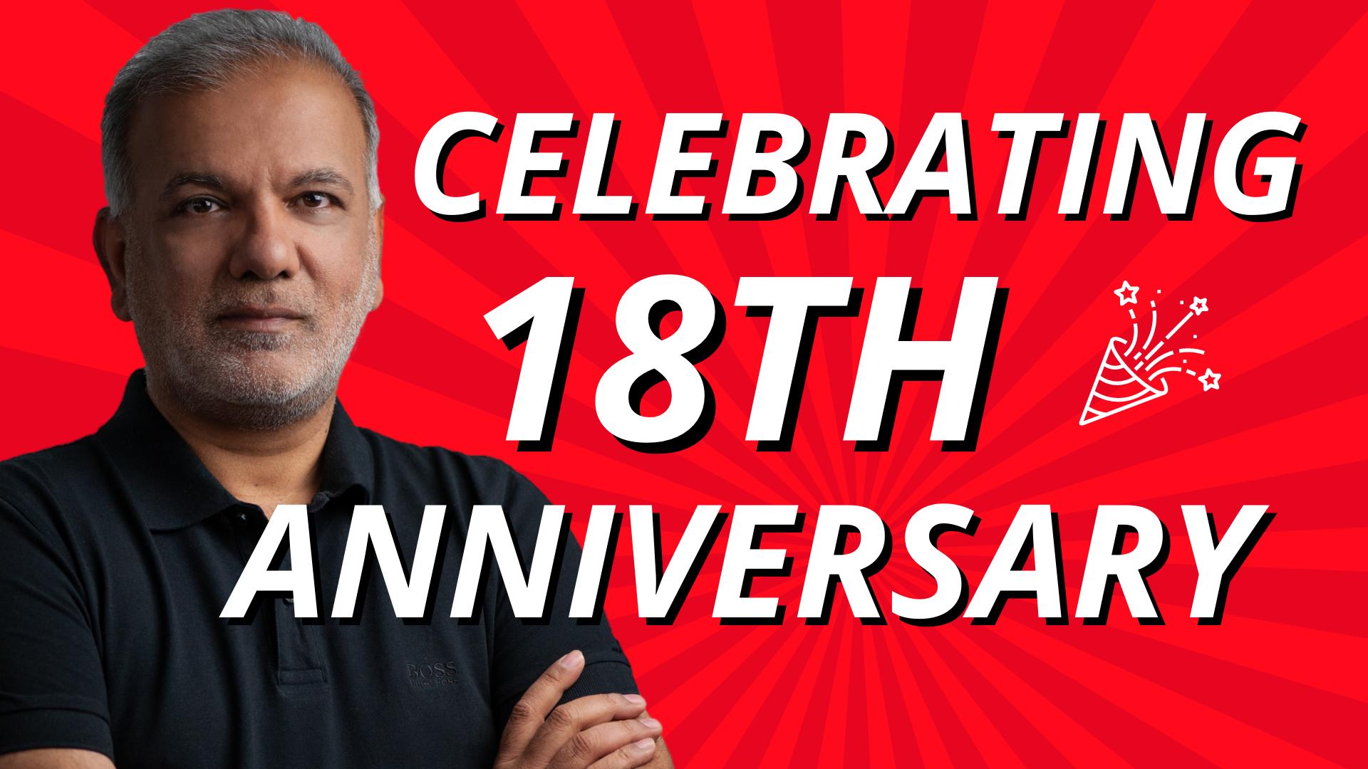 Creative Digital Agency SF Digital Is Celebrating Its 18th Anniversary