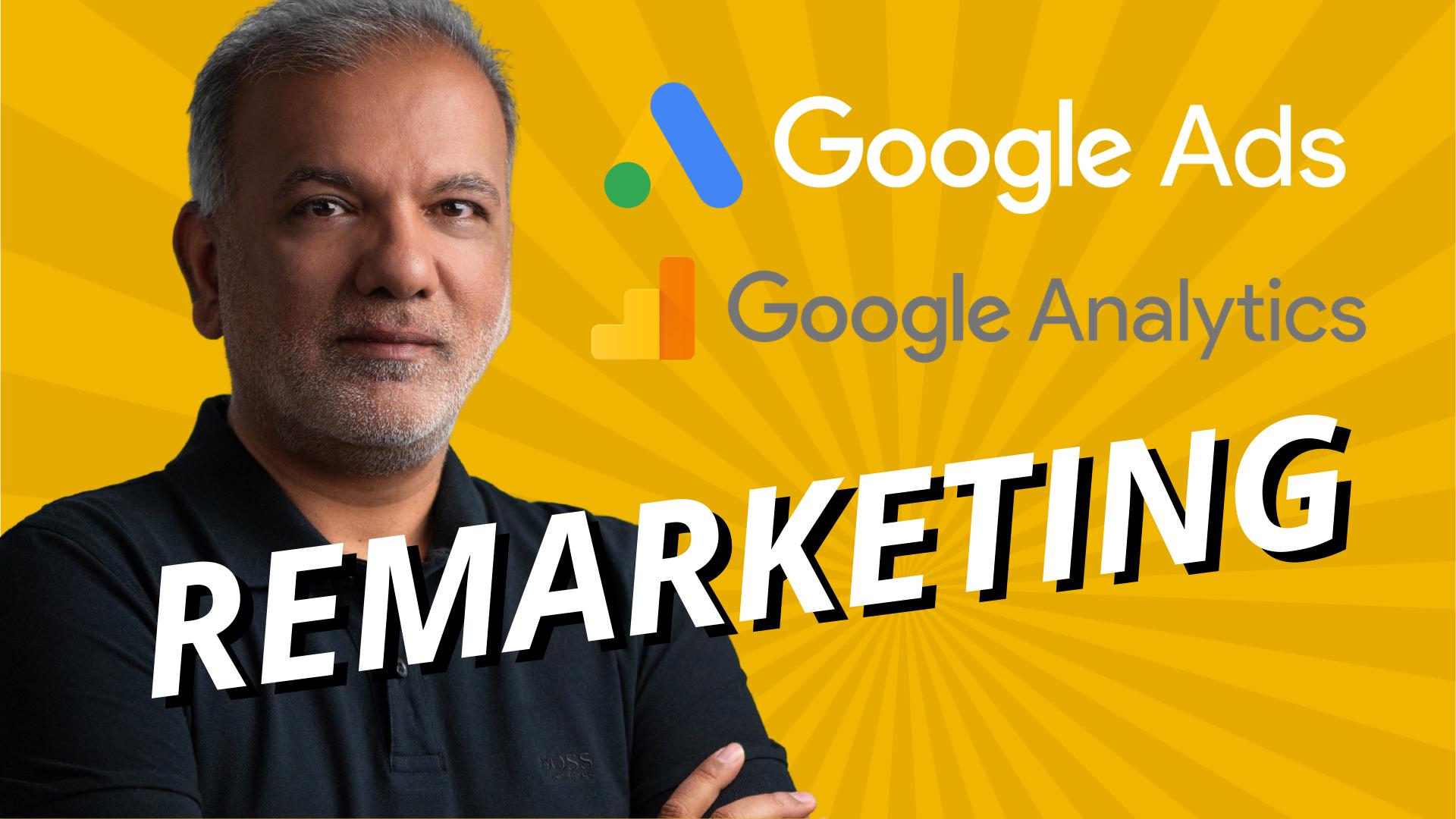 How to Create Remarketing List in Google Analytics
