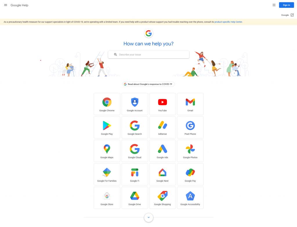 Google Ads Support Center