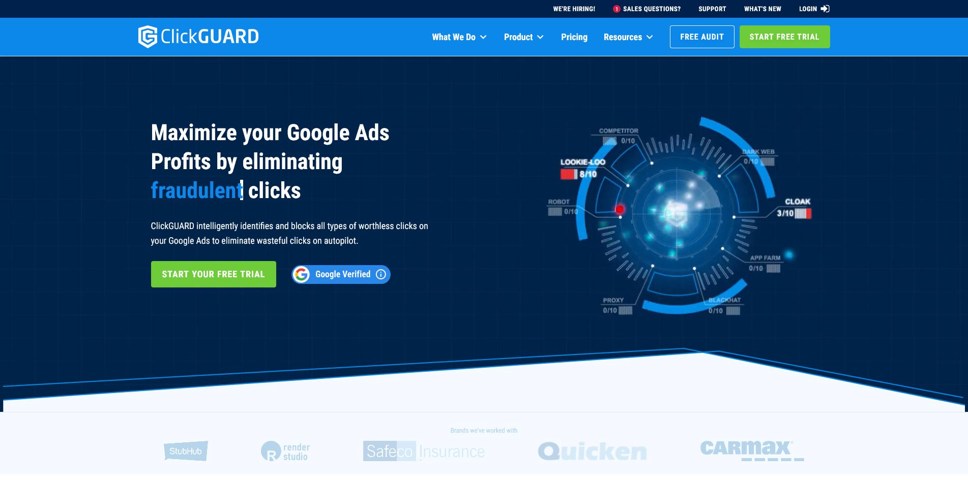 Click Fraud Software