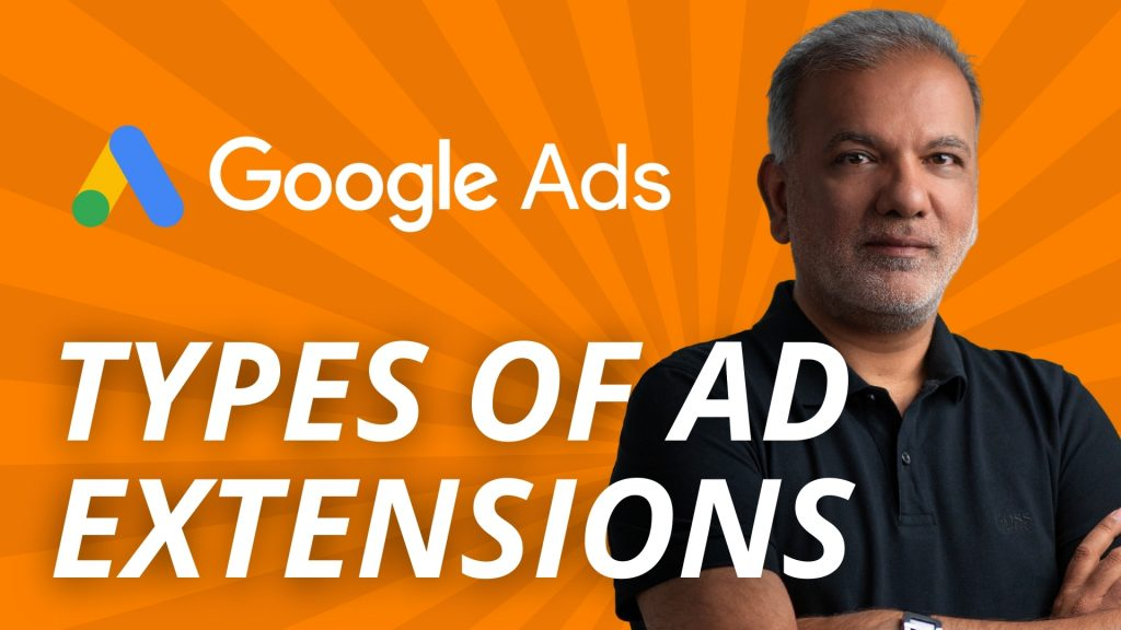 What Are The Different Types Of Ad Extensions?