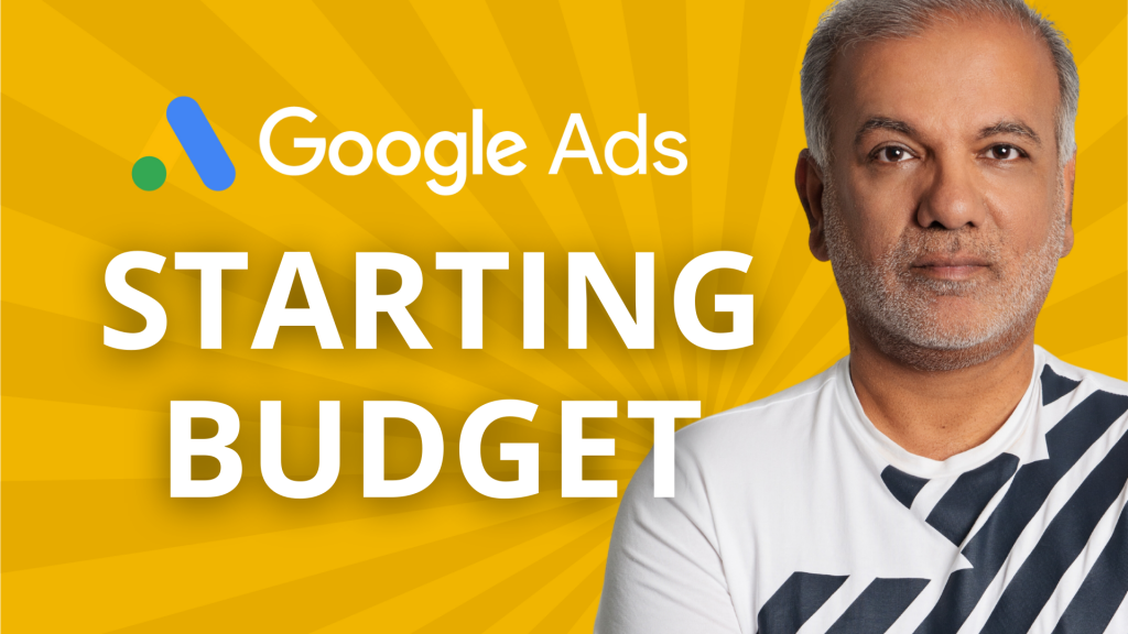 What Is a Good Starting Budget for Google Ads?