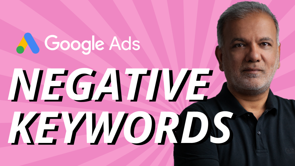 The Beginner's Guide to Using Google Ads Negative Keywords